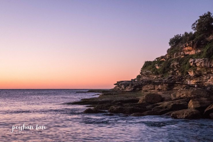 Bondi Beach Sunrise-2