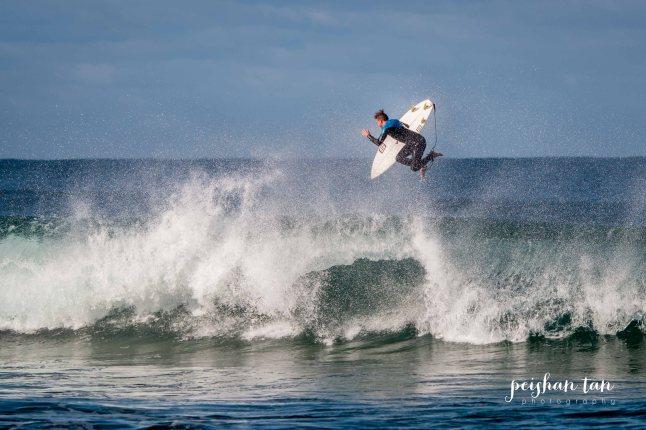 Narrabeen Beach Surfing-1