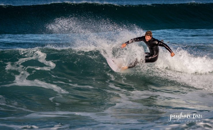 Narrabeen Beach Surfing-2