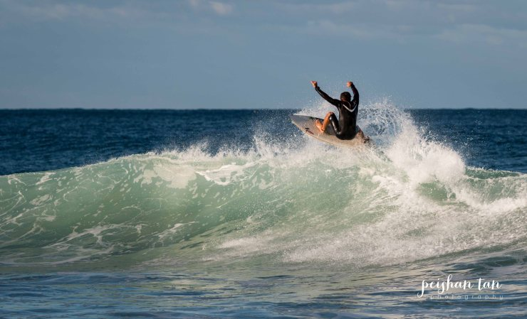 Narrabeen Beach Surfing-6