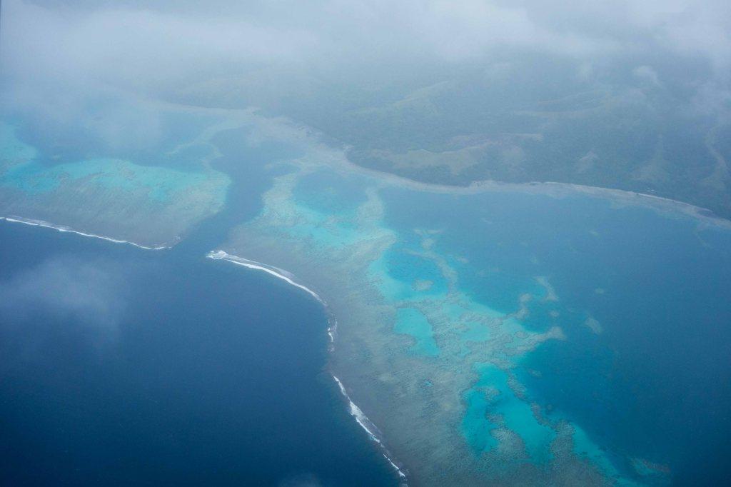 Inter-island travel