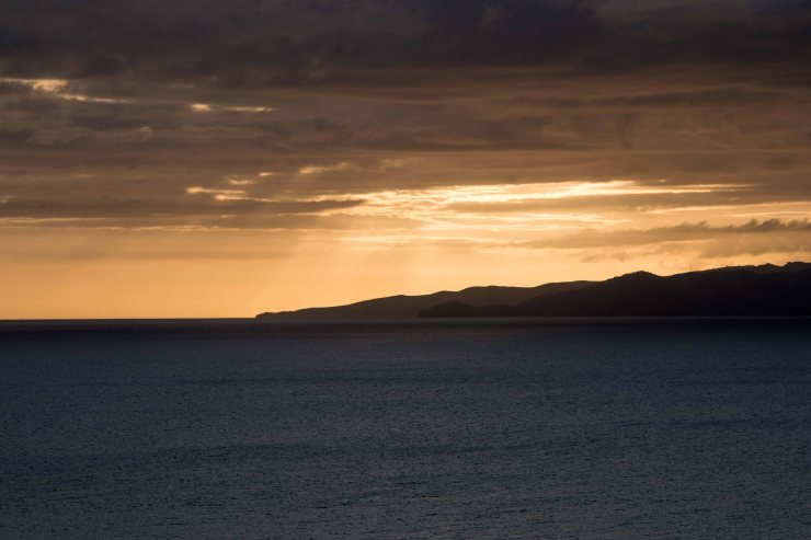 Taveuni sunset 1