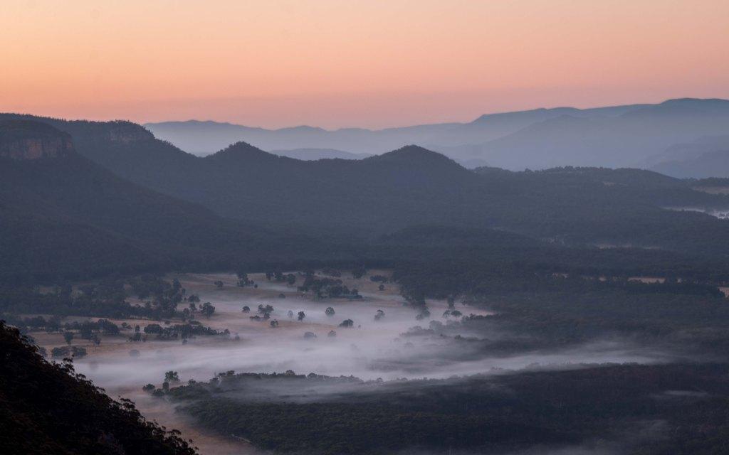 Mount Victoria Sunrise