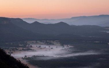 Mount Wilson Sunrise