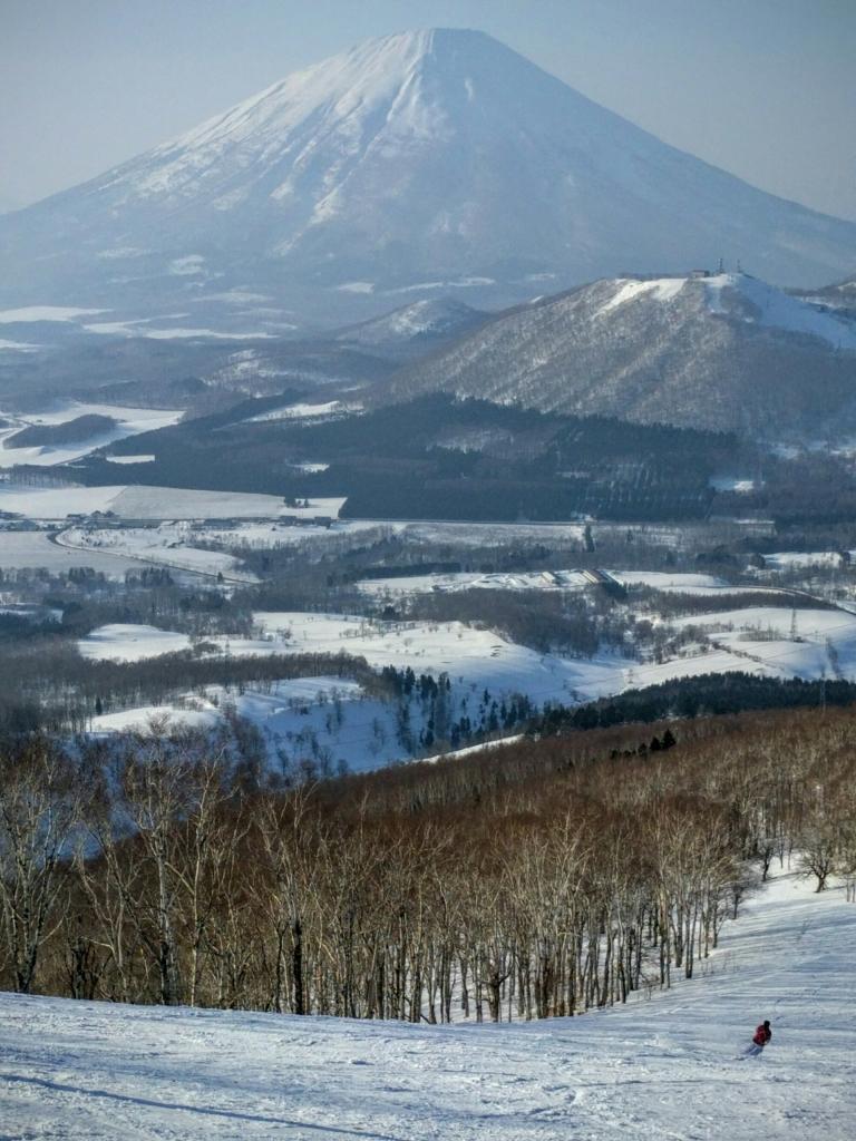 Hokkaido Rusutsu Skiing