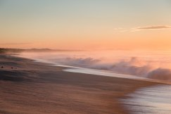 Myall beach sunrise