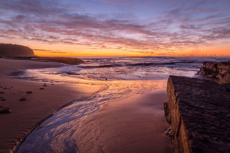 Turime6tta Beach Sunrise