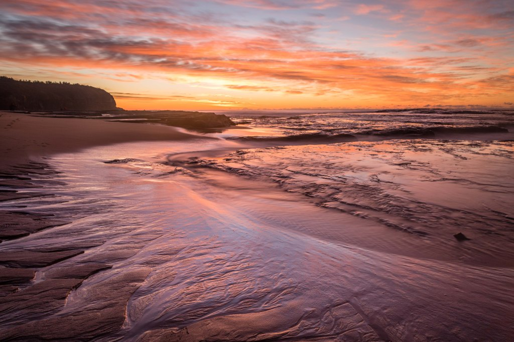 Turimetta Beach Sunrise5
