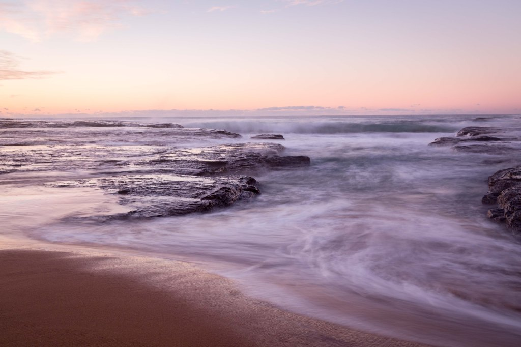 Turimetta Beach Sunrise2