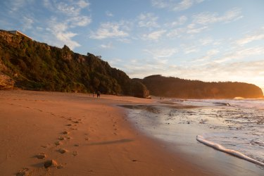 Turimetta Beach Sunrise1