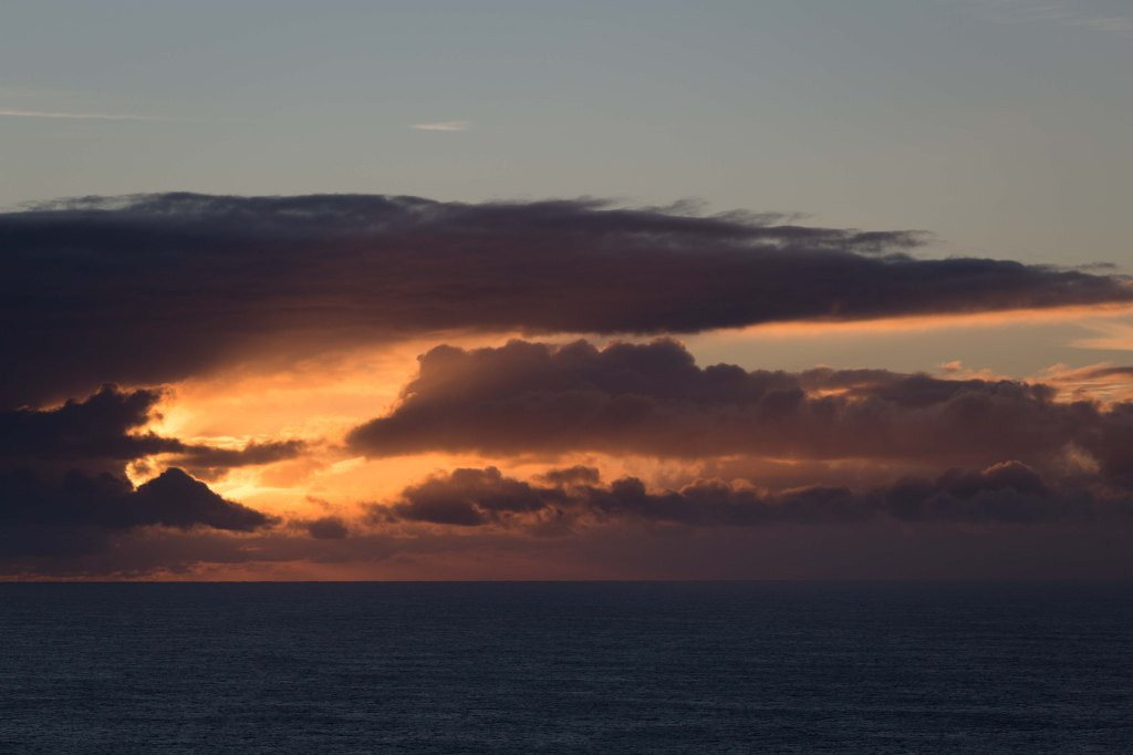 Sunrise from Curl Curl headland