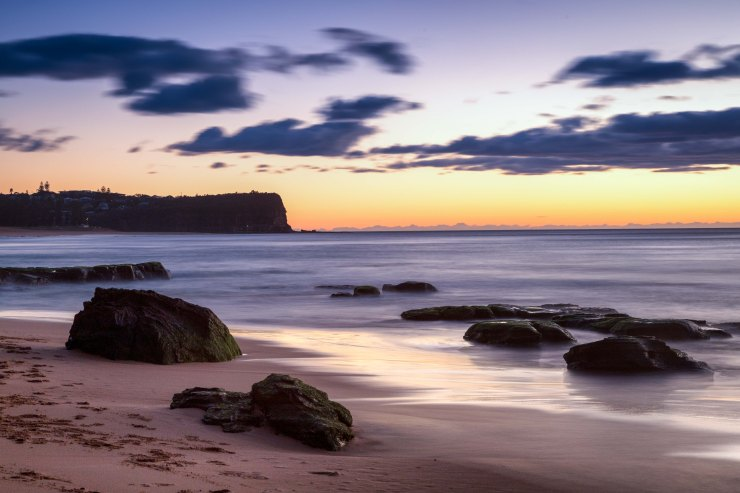 Warriewood sunrise 2