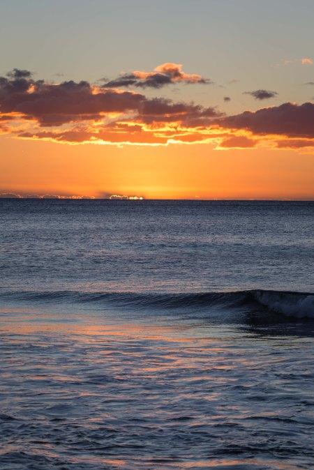 Warriewood sunrise1