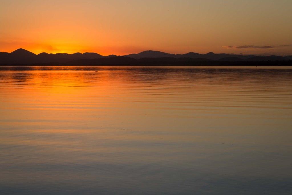 Mungo Brush sunset