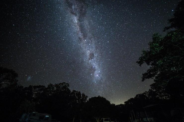 Mungo Brush campground astro