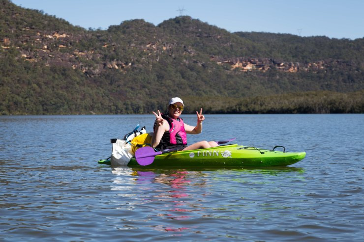 Hawkesbury River Kayaking