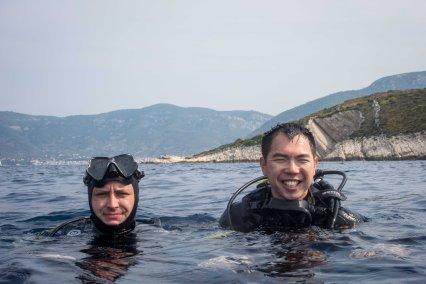Diving - Adriatic Sea