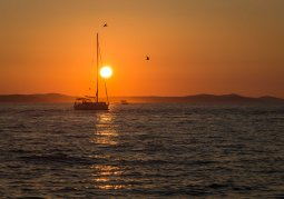 Zadar sunset - Croatia