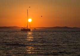 Zadar sunset - Croatia