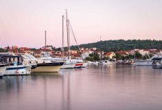 Sunset - Kukljica Croatia