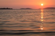 Sunset - Hvar Croatia