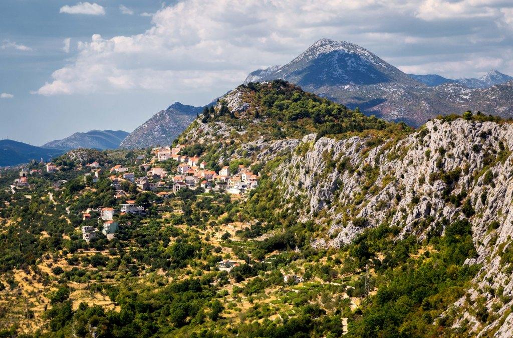 Zadvarje Croatia