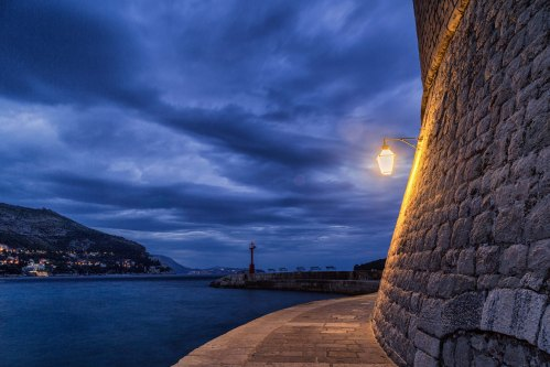 Dubrovnik sunrise