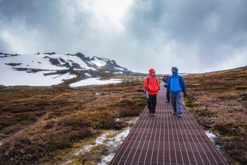 Hiking Mount Kosciuszko