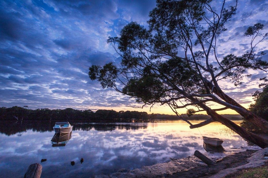 Jervis Bay sunrise