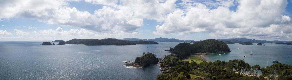 Motuarohia Island, Bay of Islands New Zealand