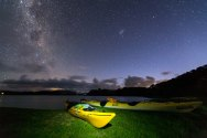 Milky Way off Urupukapuka Island