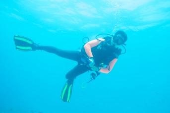 Diving Tubbataha Reef Philippines