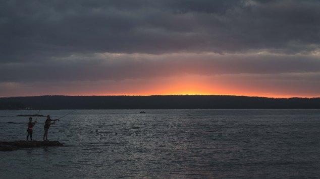 Murray Beach Sunset - Jervis Bay