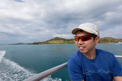Going to the Outer Reef for a snorkel - Great Barrier Reef