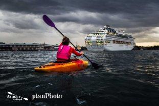 SBK sunrise paddle Oct 12 - stormy sunrise1