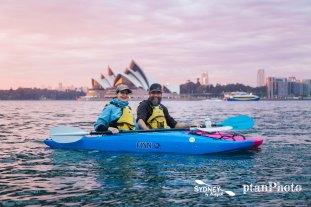SBK Sunrise Paddle - Oct 6 20171