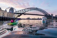 Sunrise Paddle Sunday Oct 8 2017