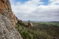 View from Resignation, Arapiles