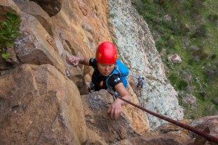 Climbing in Arapiles