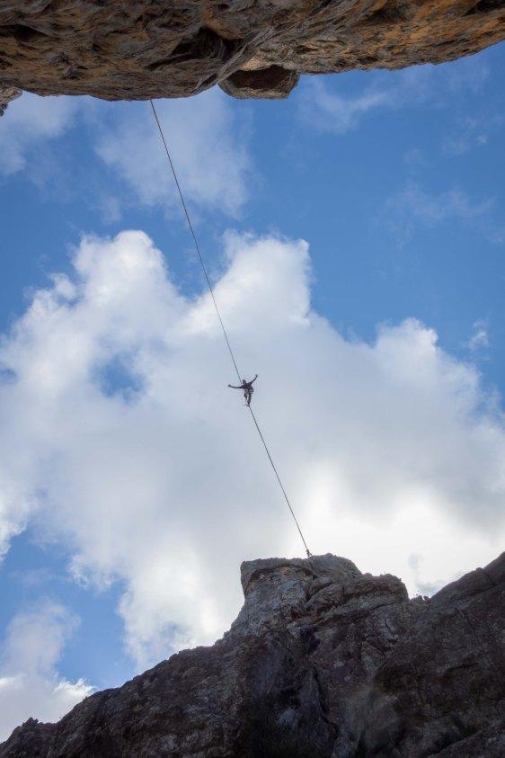Highlining - Arapiles