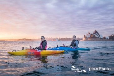 SBK Sunrise Paddle - Oct 6 20176