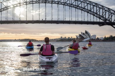 Sydney by Kayak Sunrise Paddle Dec 8 - Max4