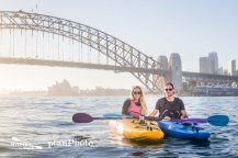 Dec 14 2017 Sydney by Kayak Sunrise Paddle