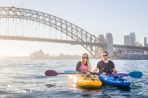 Dec 14 2017 Sydney by Kayak Sunrise Paddle