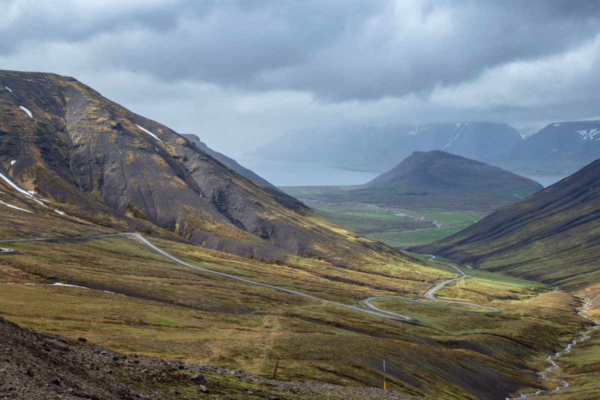 Driving north to westfjords Iceland2