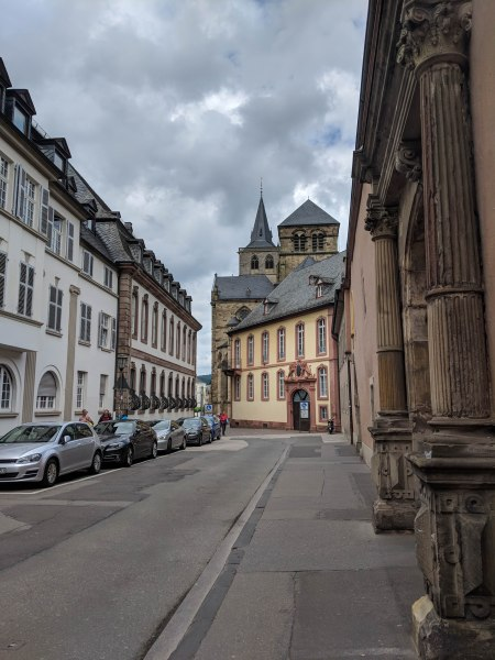 Town of Trier