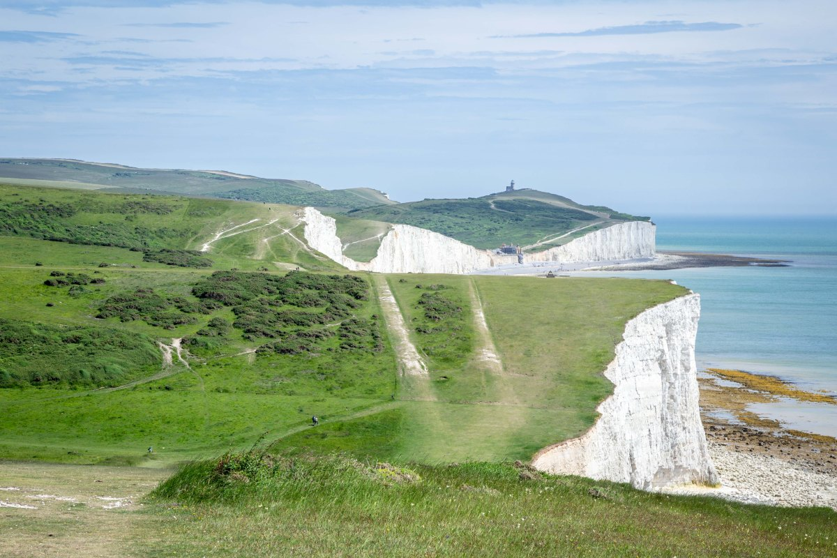 Seven Sisters - Seaford to Birling Gap10