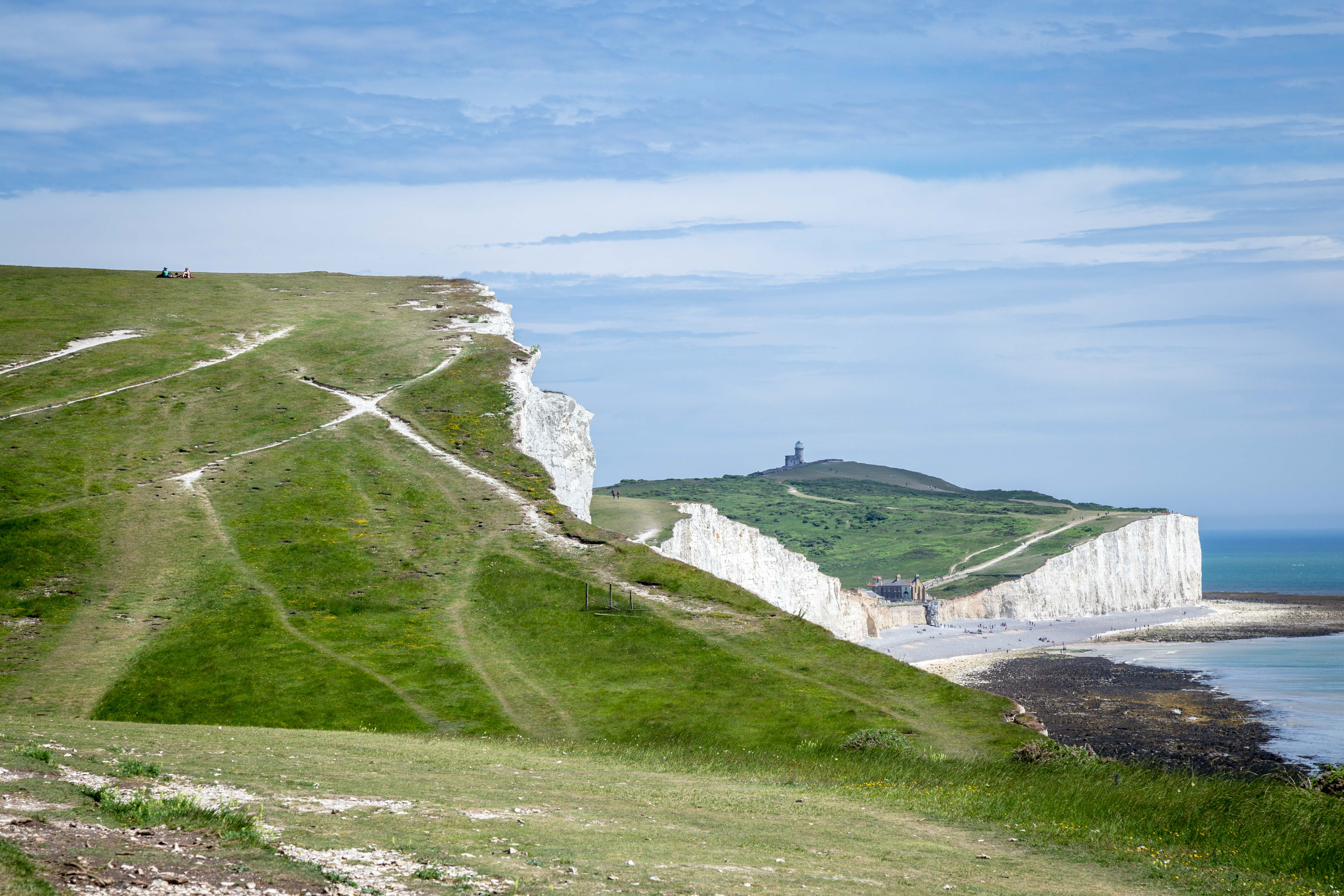 Seven Sisters - Seaford to Birling Gap11