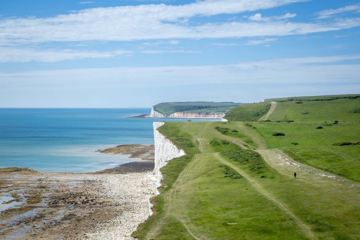 Seven Sisters - Seaford to Birling Gap12