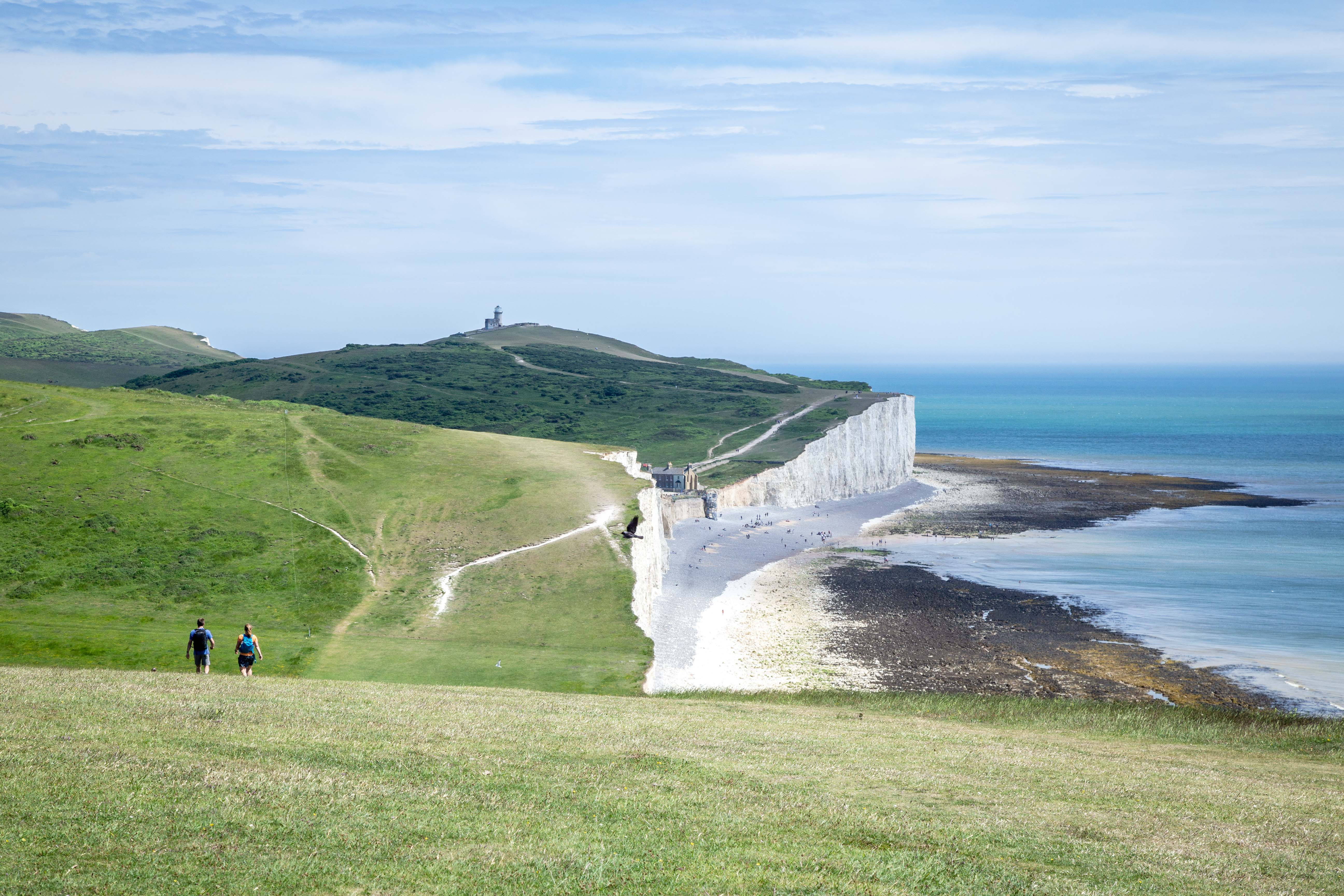 Seven Sisters - Seaford to Birling Gap13
